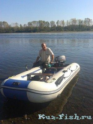 лодка пилигрим 340