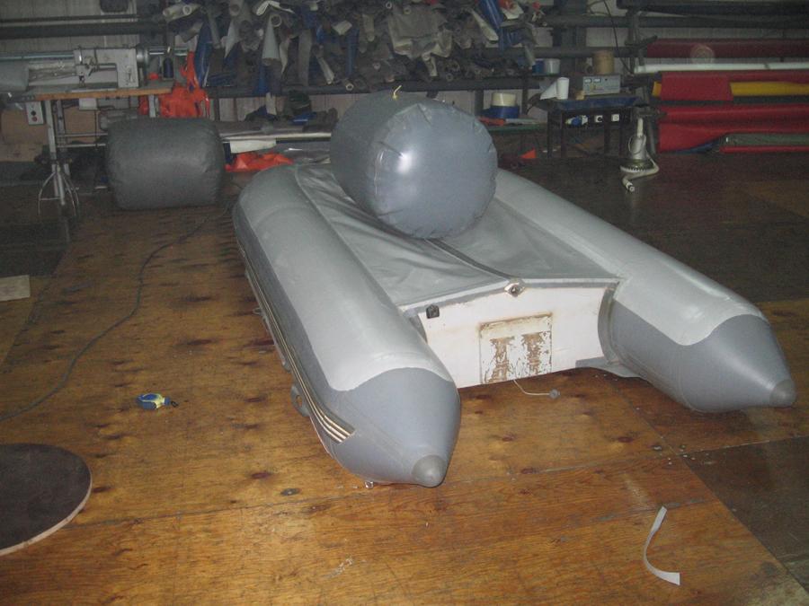ремонт лодок пвх и моторов в москве