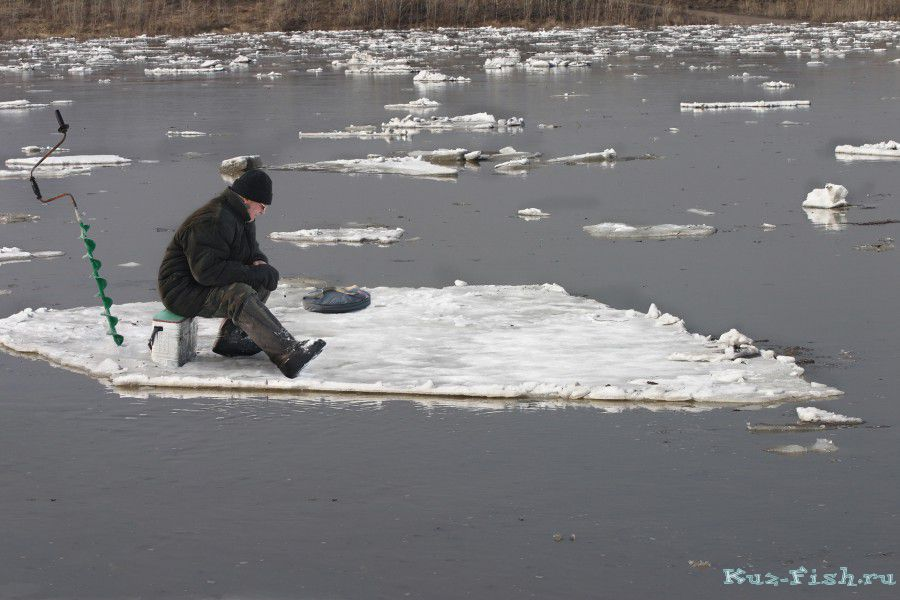 рыбаки уфа