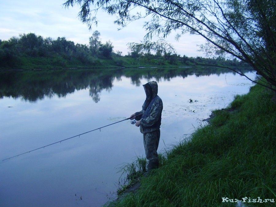 федоровка ленинградская область рыбалка