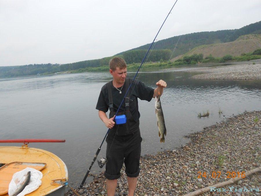 рыбалка в кем обл