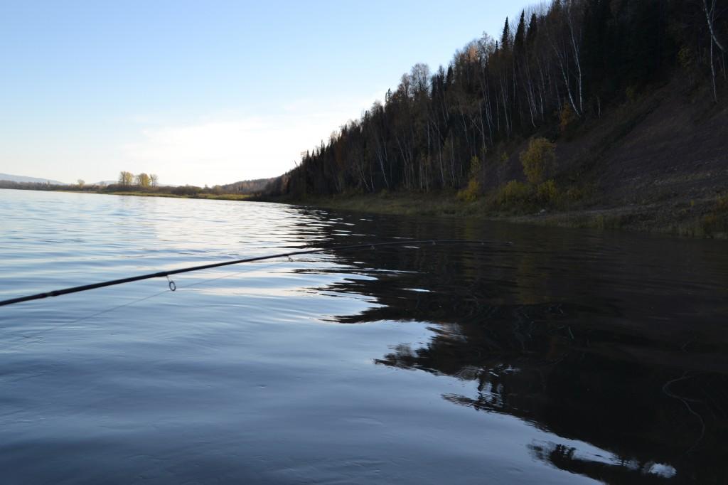 рыбалка в зеленогорском на томи