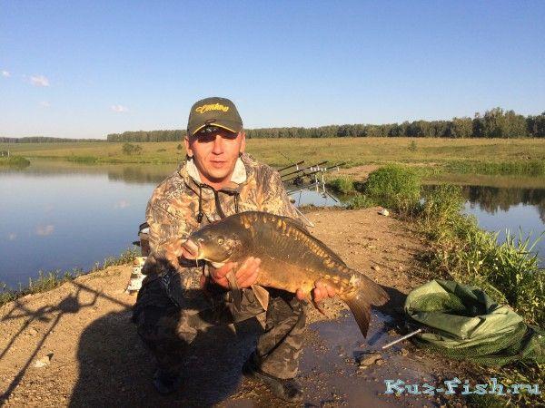 рыбалка на озерах кемеровская обл