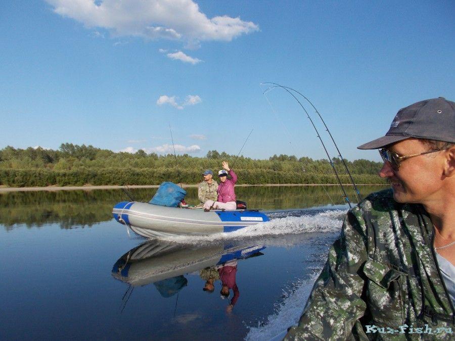 отчеты кемеровских рыбаков