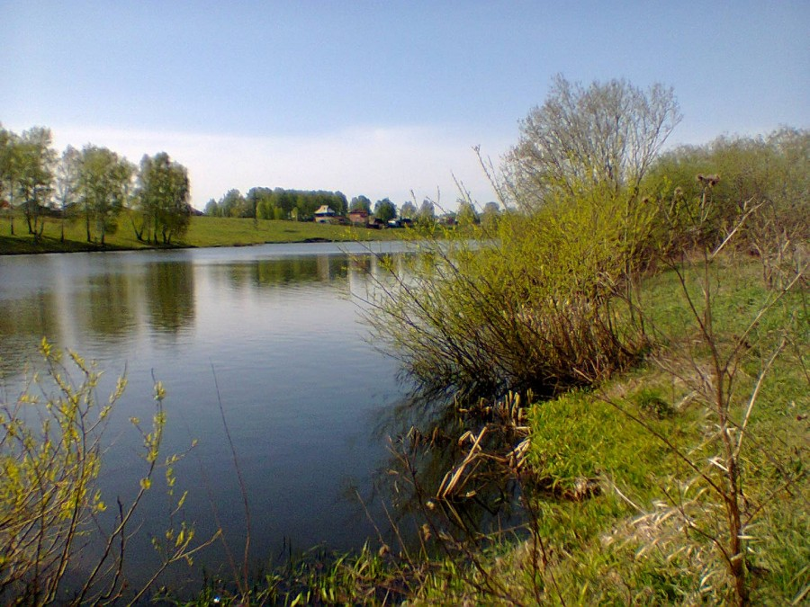 Рыбалка в северном истринский район