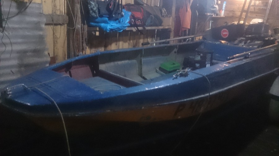 новая лодка обь м