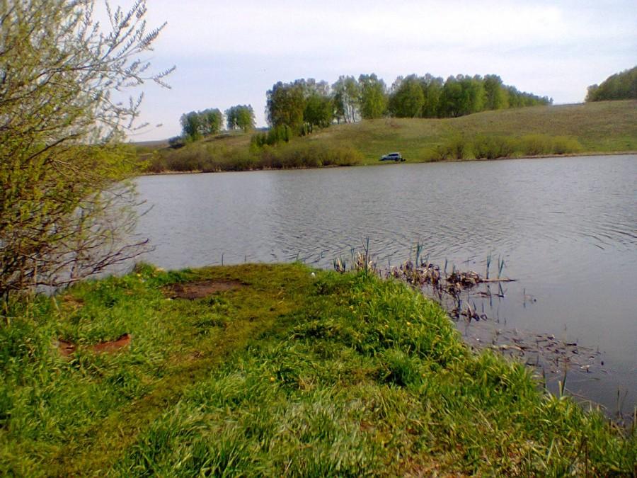 Рыбалка в поселке северный