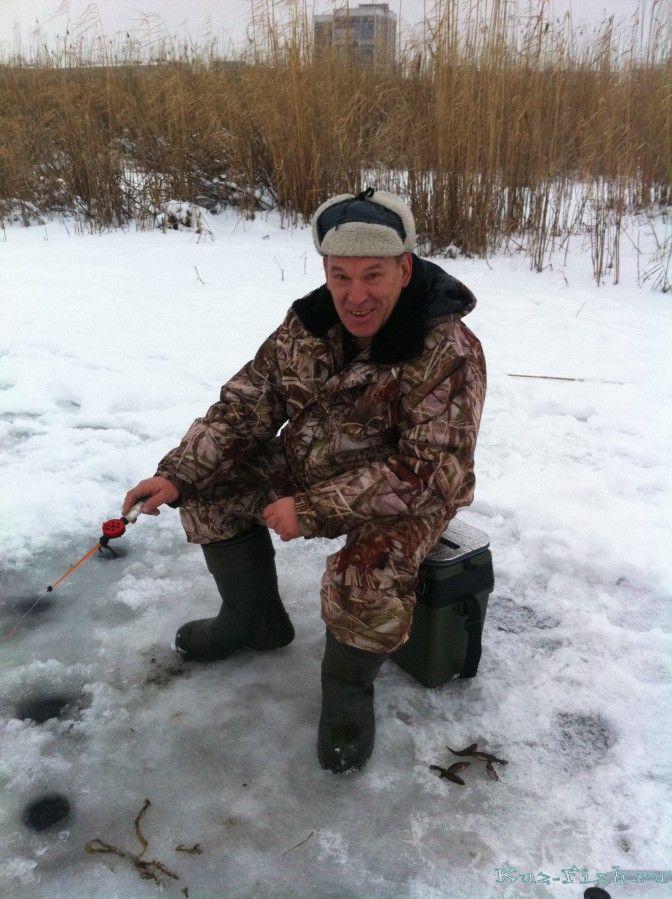 рыбалка в березниках пермский край
