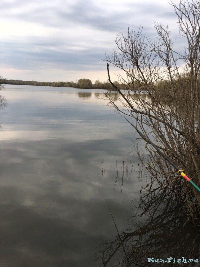 красковский карьер рыбалка