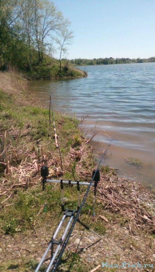 Отчеты о рыбалке дракинский карьер