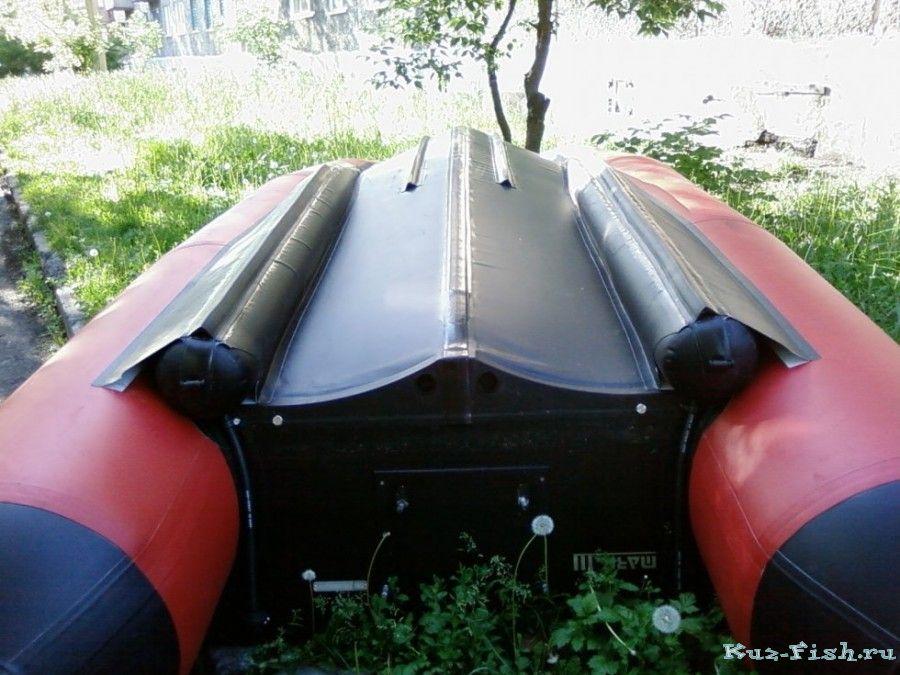 ремонт баллонов лодок пвх