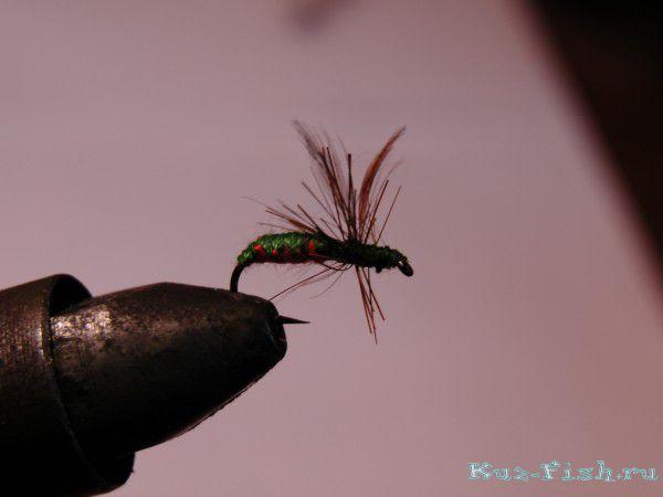 рыбалка на енисее на мухи