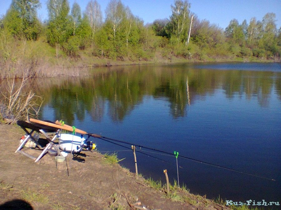 рыбалка тяжинский карьер