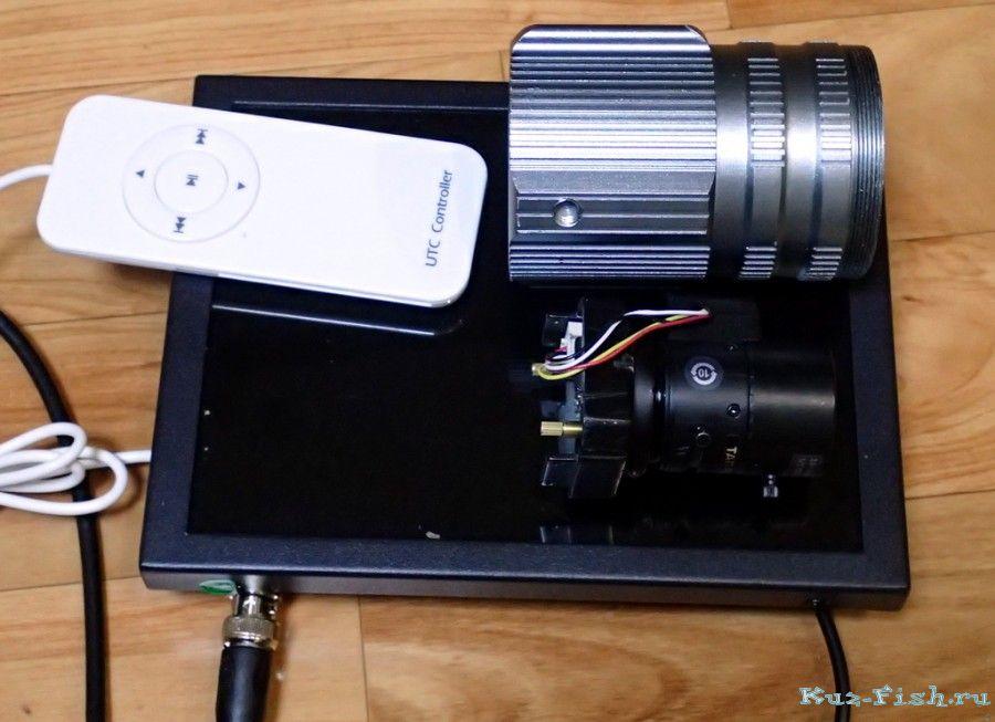 Подводная рыболовная камера своими руками 80