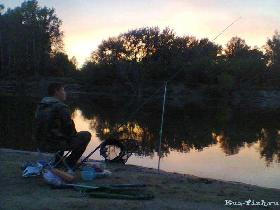 Рыбалка киселевск чумыш