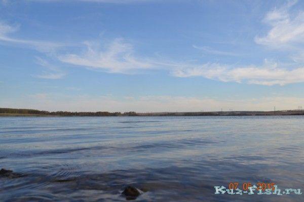 рыбалка в ленинском районе остров