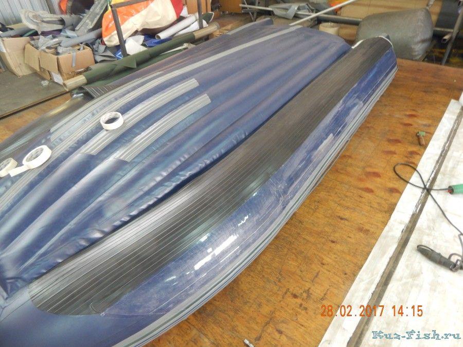 Лодки пвх ремонт в полевых условиях