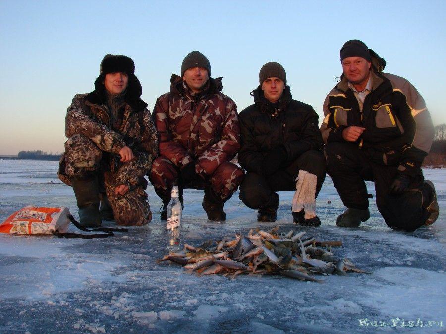 ветер в рыбной ловле