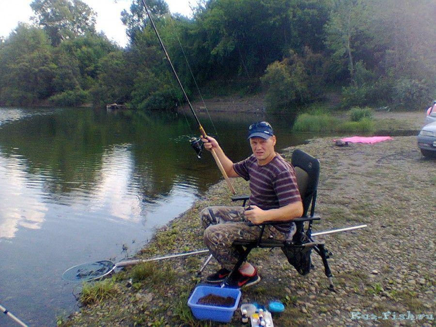 платная рыбалка в пензенской области в пензе