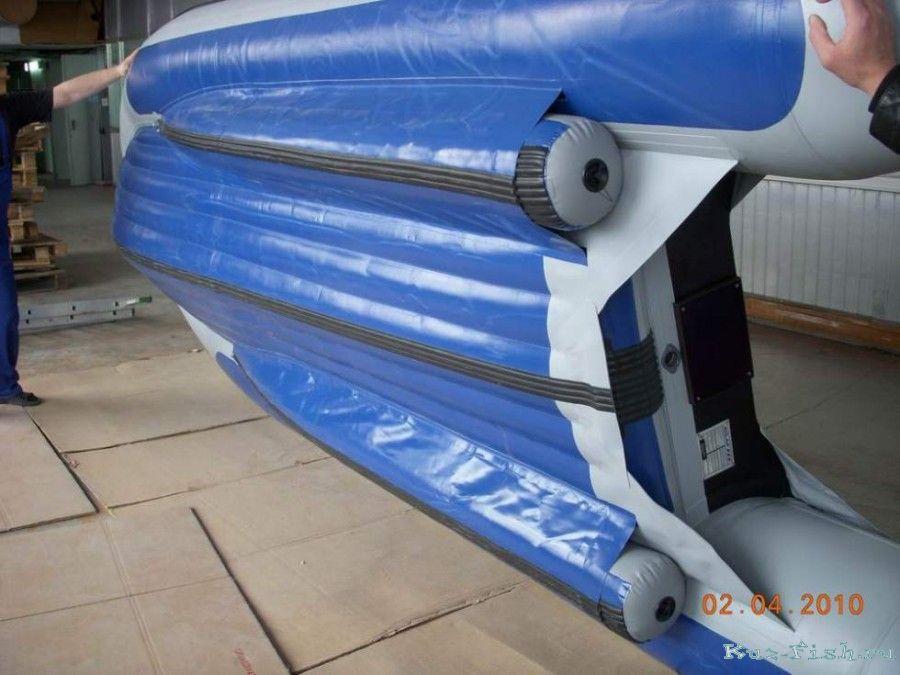 ремонта лодок из пвх