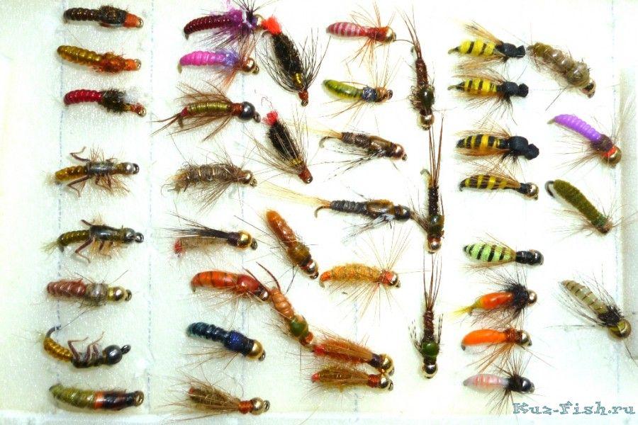продам мушки для рыбалки