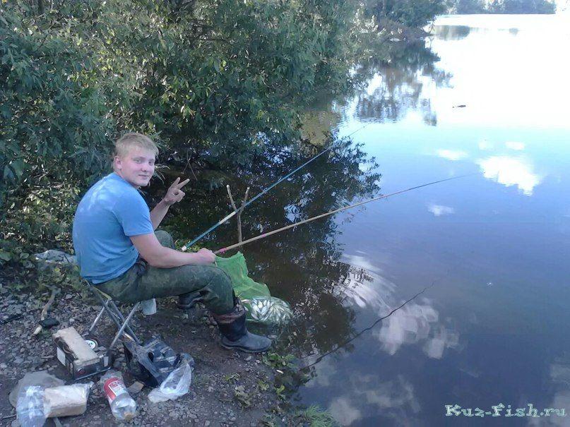 рыбалка в подмосковье щелковский район