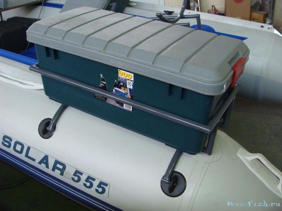 Ящики для катеров и лодок
