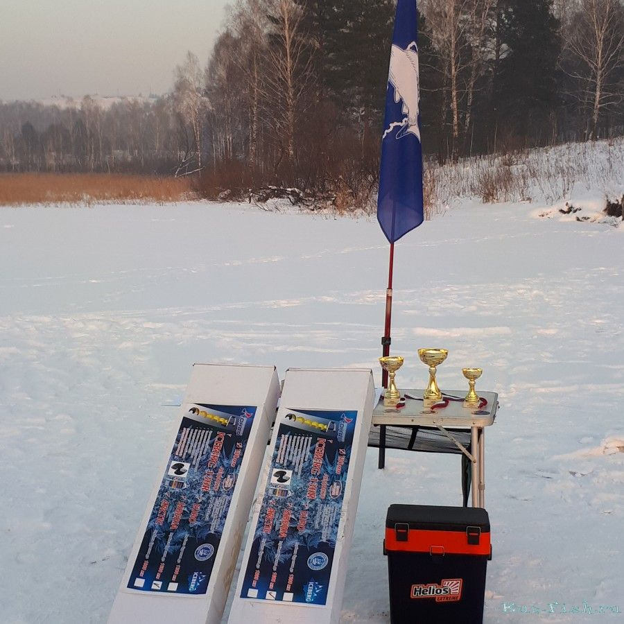 челябинские рыболовные соревнования