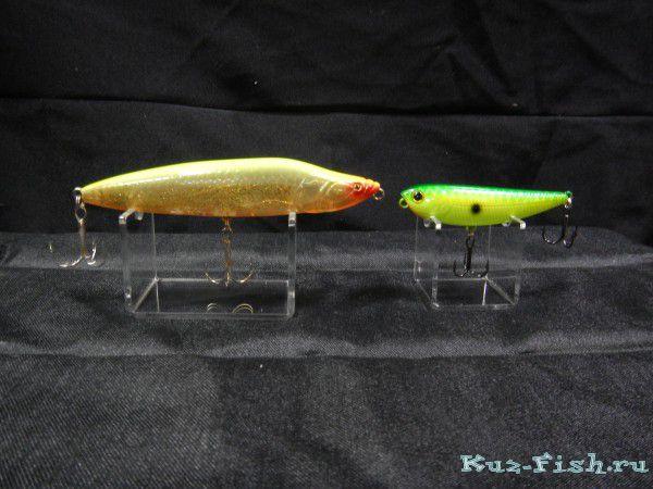 уокеры рыб. приманки