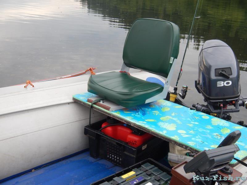 Требования к лодке для рыбалки