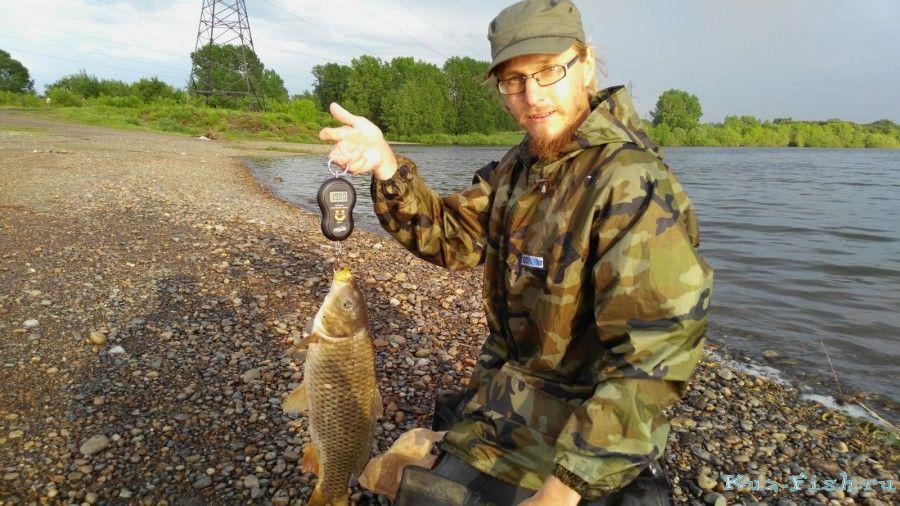сухаревский карьер для рыбалки