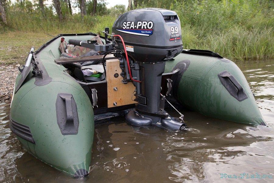 лодочные моторы sea-pro в твери