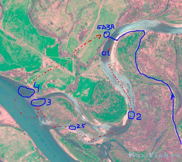 Рыбалка, охота, активный отдых на озерах Республики Хакасия