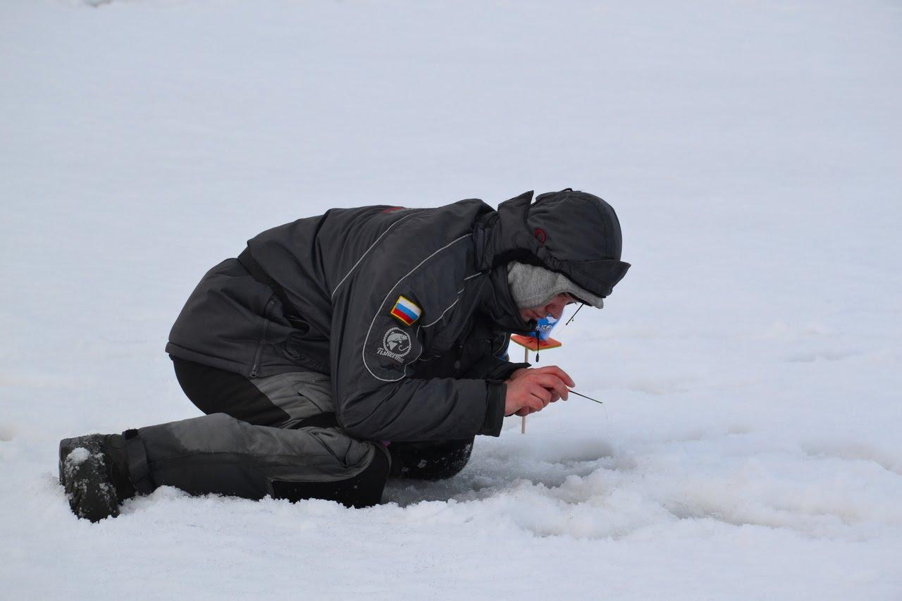 Рыбалка зимняя в кемеровской обл