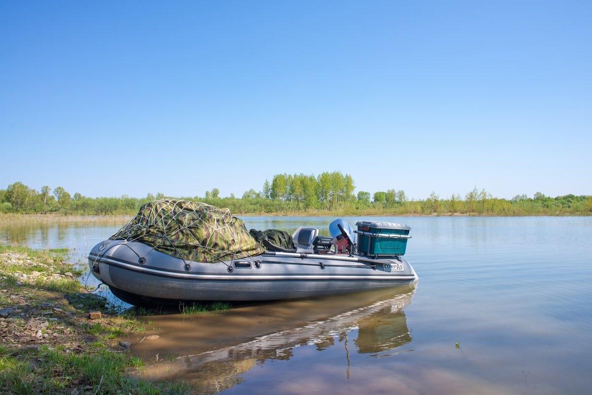Катера для рыбалки по рекам
